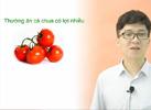 Thường ăn cà chua có lợi nhiều
